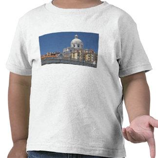L Europe Portugal Lisbonne aka Lisbonne Milit T-shirts