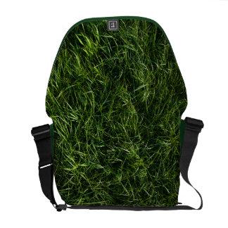 L herbe est toujours un sac messenger plus vert sacoche