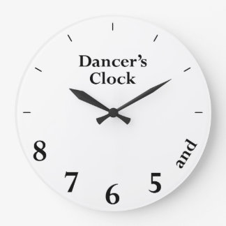 L horloge du danseur