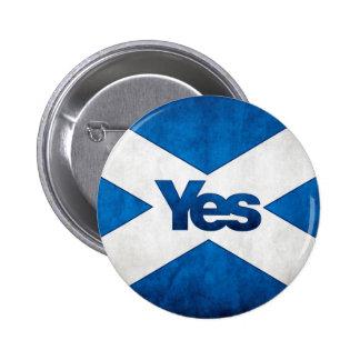L indépendance écossaise - de Saltire insigne oui