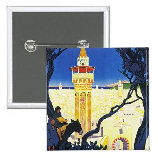 L Orient Portes aux De Marseille de Tunis Badge