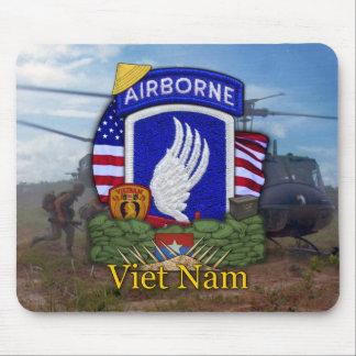la 173rd brigade aéroportée Vietnam contrôle Tapis De Souris