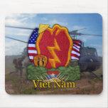 la 25ème guerre de Vietnam de division d'infanteri Tapis De Souris