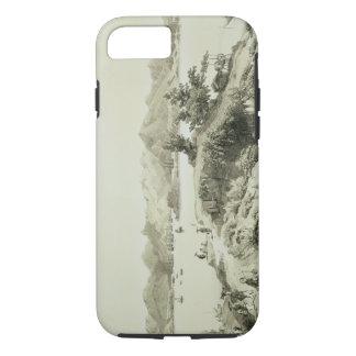 La baie et l'île de Hong Kong, plaquent 4 de 'Ske Coque iPhone 8/7