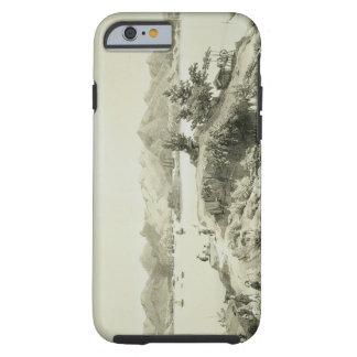 La baie et l'île de Hong Kong, plaquent 4 de 'Ske Coque Tough iPhone 6
