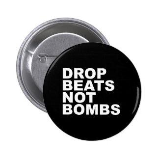 La baisse bat pas des bombes pin's