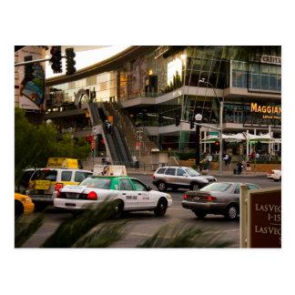 La bande, carte postale de Las Vegas