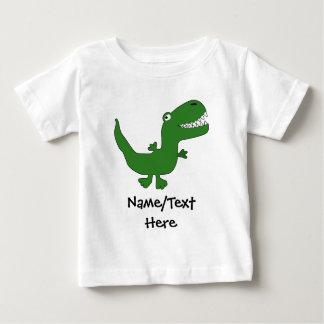 La bande dessinée de dinosaure de Rex de T-shirt Pour Bébé