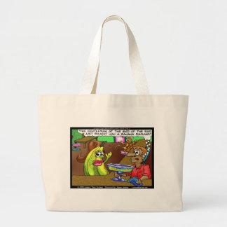 La barre de banane de singe pique les cadeaux etc sac