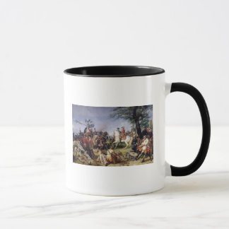 La bataille de Fontenoy, le 11 mai 1745, 1828 Mug