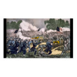 La bataille de Gettysburg, PA. 3 juillet D. 1863 Cartes De Visite Professionnelles