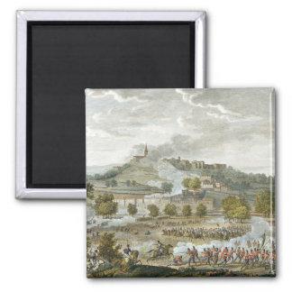 La bataille de Montebello et de Casteggio, 20 Prai Magnet Carré
