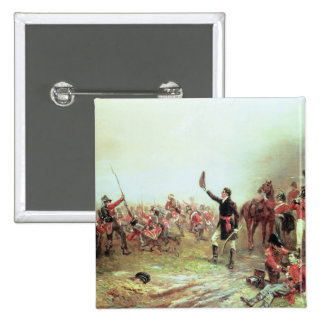 La bataille de waterloo, le 18 juin 1815 2 badges