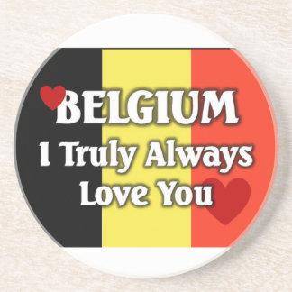 La Belgique Dessous De Verres
