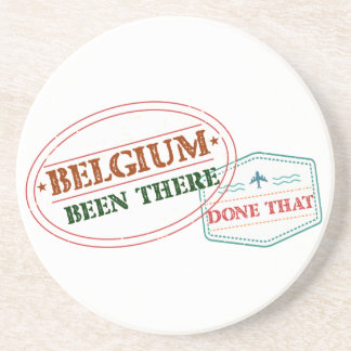 La Belgique là fait cela Dessous De Verre