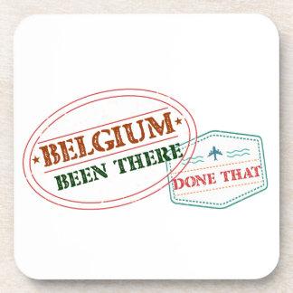 La Belgique là fait cela Sous-bock