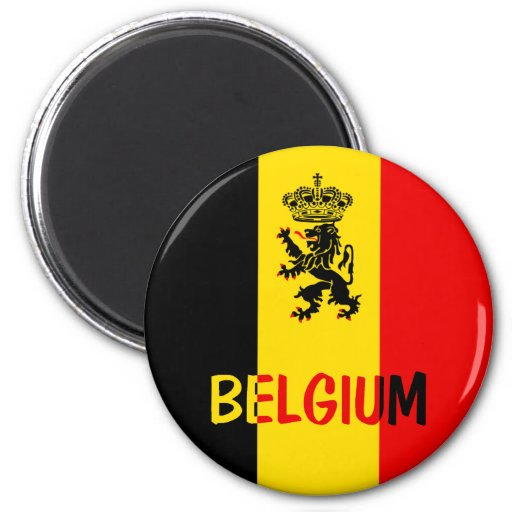 La Belgique Aimants Pour Réfrigérateur