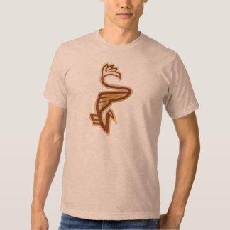 La BERD de Vanwizle Brown T-shirts