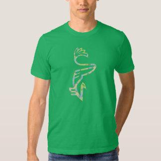 La BERD de Vanwizle de camouflage T-shirt