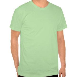 La BERD verte de Vanwizle T-shirts