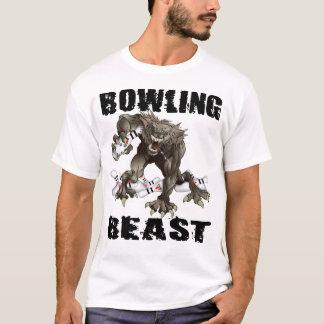 La bête de bowling t-shirt