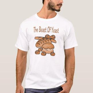 La bête de la levure t-shirt
