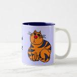 La BG tasse fraîche de chat