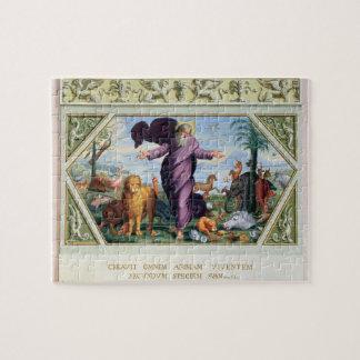La bible de Raphael : Trente-trois scènes de l'Ol Puzzle