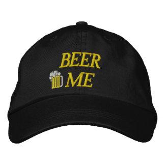 La bière j'a brodé le casquette