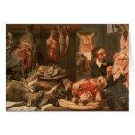 La boucherie carte de vœux