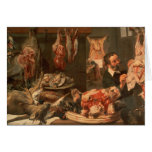 La boucherie cartes de vœux
