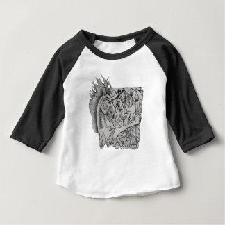 La boue cachée RINGO T-shirt Pour Bébé