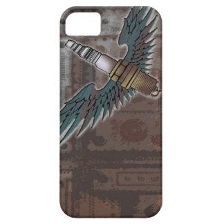 la bougie d'allumage avec des ailes refroidissent  coque Case-Mate iPhone 5