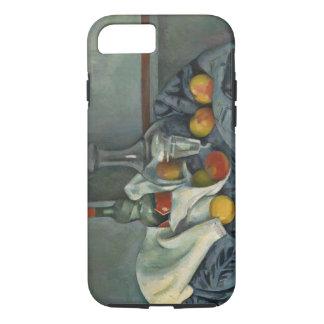 La bouteille de menthe poivrée, 1893-95 (huile sur coque iPhone 7