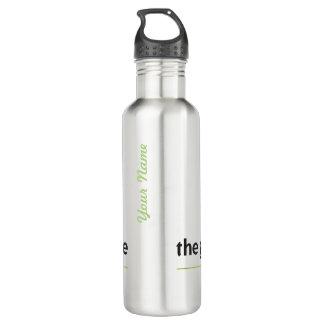 La bouteille d'eau de Montessori de place
