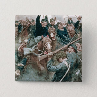 La brigade de Jackson se tenant comme un mur en Badge