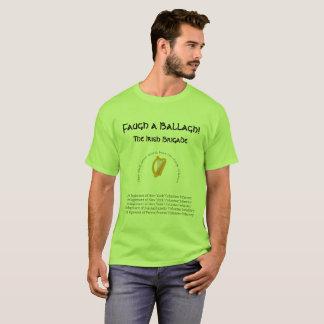 La brigade irlandaise t-shirt