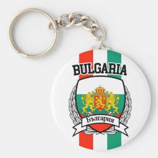 La Bulgarie Porte-clé Rond