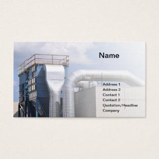 la CAHT ou matériel de réfrigération Cartes De Visite