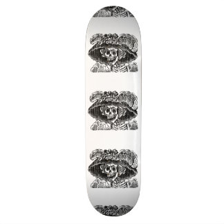 La Calavera Catrina Plateaux De Skateboards Customisés