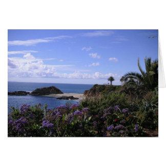 La Californie Dreamin - cartes de voeux de Laguna