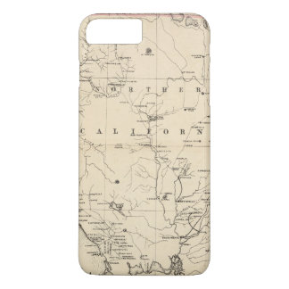 La Californie du nord Coque iPhone 8 Plus/7 Plus
