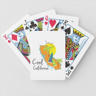 La Californie fraîche Jeux De Cartes