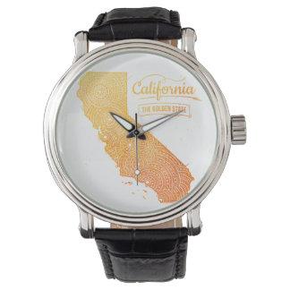 La Californie Montre