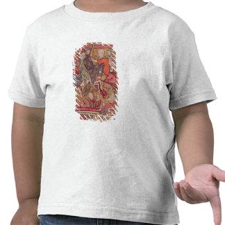 La capture de Ferdinand de compte du Portugal T-shirts