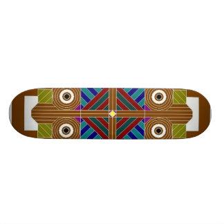 La Cara Skateboard Old School 21,6 Cm