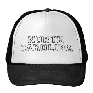 La Caroline du Nord Casquettes De Camionneur
