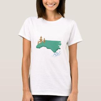 La Caroline du Nord T-shirt