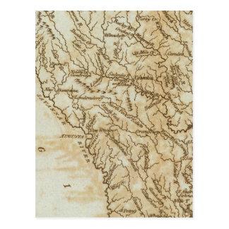 La Caroline du Sud 3 Carte Postale