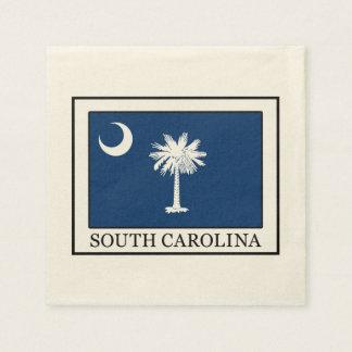 La Caroline du Sud Serviette Jetable